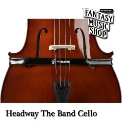 英國原裝進口Headway【The Band Cello 大提琴專用拾音器】- 不破壞式安裝