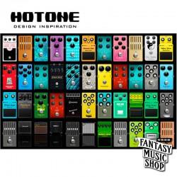 Hotone XTOMP 藍芽載入音色效果器 (適用iOS*和Android)