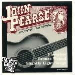 John Pearse 紅銅民謠吉他弦 11-50   550SL