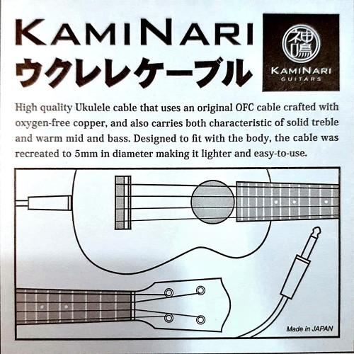 日本【神鳴】烏克麗麗 Ukulele   Kaminari高階手工導線