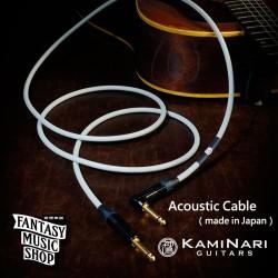 日本【神鳴】民謠吉他 | Kaminari高階手工導線