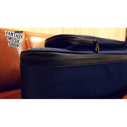 Kim Power附輪木吉他琴袋 | 吉他袋 輕量可拖拉 保護效果佳
