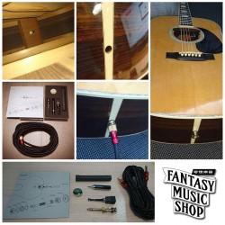MARTIN 馬丁吉他專用拾音器套件 ( 可不用擴孔 )