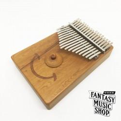 卡林巴琴 kalimba 拇指琴 | 微笑梢楠木款 | 附所有配件