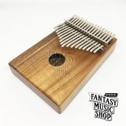 卡林巴琴 kalimba 拇指琴 | KOA相思木款 | 附所有配件 | 素面款