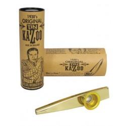金屬款 Kazoo 卡祖笛 | 英國製Clarke Metal Kazoo (銀色)