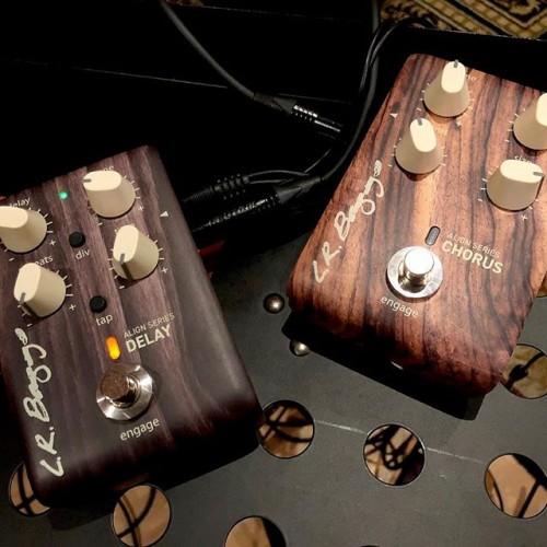 L.R. Baggs Align Delay 木吉他延遲效果器