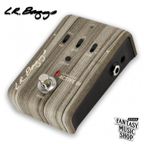 L.R. Baggs Align Active DI 木吉他主動式DI效果器