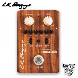 L.R. Baggs Align Equalizer 木吉他EQ等化均衡效果器