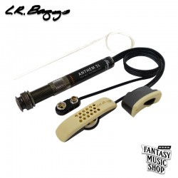 L.R. Baggs Anthem SL 下弦枕+麥克風雙系統主動式拾音器