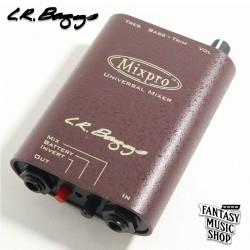 L.R. Baggs Mixpro 木吉他雙軌前級