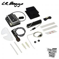 L.R. Baggs iMix 下弦枕+吸盤雙系統主動式拾音器