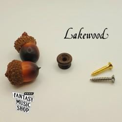 Snakewood 背帶釘   德國Lakewood原廠 (贈送緩衝墊片)