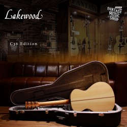 Lakewood C36 Edition 全單板 民謠吉他