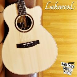 Lakewood M-32C custom (#28047) 全單板手工民謠吉他