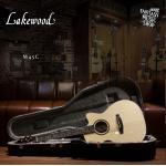 Lakewood M-45C Ziricote 十二雄蕊破布木 全單板吉他