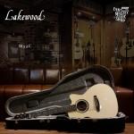 Lakewood M-53C 可可波羅 全單板吉他
