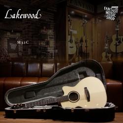 Lakewood M-32CP 全單板手工民謠吉他 (31605)