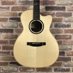 Lakewood M-48 全單板手工民謠吉他