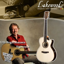Lakewood Ulli Bögershausen Signature