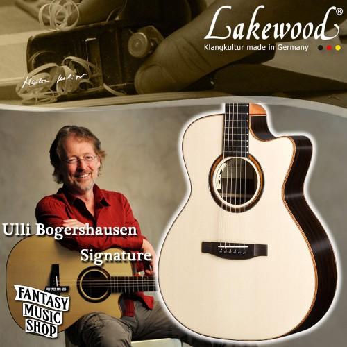 Lakewood Ulli Bögershausen Signature