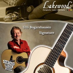 Lakewood Ulli Bögershausen Signature 簽名琴