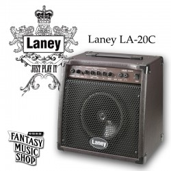 Laney LA-20C 20瓦 高質感木吉他音箱