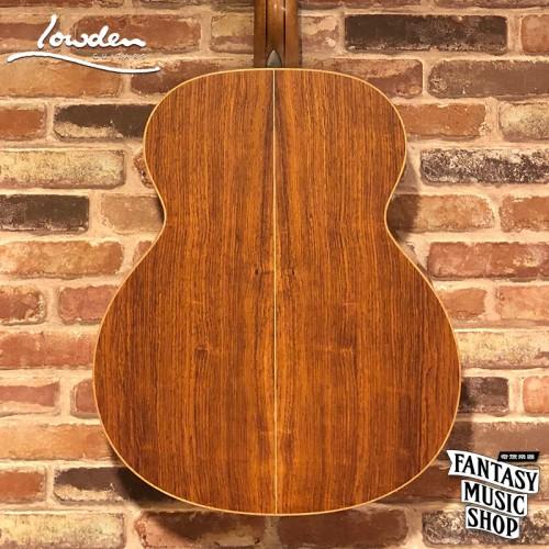 Lowden O35 愛爾蘭手工高階民謠吉他