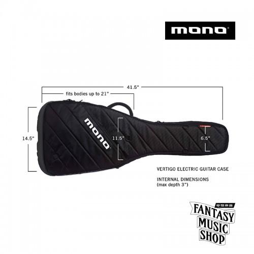 MONO Vertigo系列專業電吉他琴袋 | M80-VEG-BLK 吉他袋 琴袋