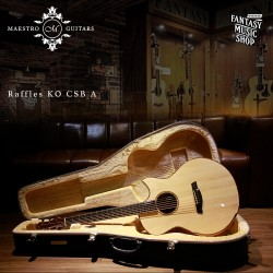 Maestro Raffles-KO CSB A 相思木 全單板 民謠吉他