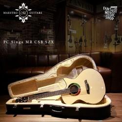Maestro PC Singa-MR 馬達加斯加玫瑰木 CSB SZX 收藏級 全單板 民謠吉他
