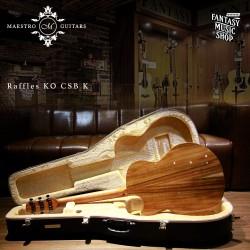 Maestro Raffles-KO 相思木 CSB K全單板民謠吉他