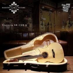 Maestro Victoria-SR CSB 桑托斯玫瑰木 全單板民謠吉他