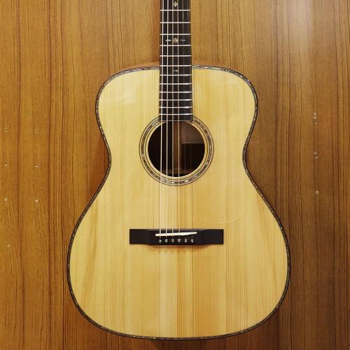 Maestro OM-MR 全單版民謠吉他