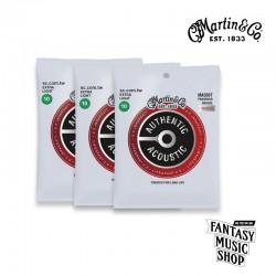 MARTIN MA540TPK3 民謠吉他弦.012 三入裝 | 最新真空新包裝