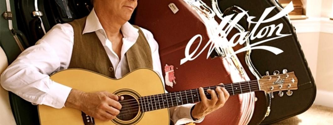 Maton澳洲國寶吉他抵台