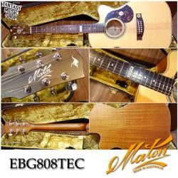 Maton EBG808TEC ( Tommy Emmanuel Model ) 澳洲製全單板手工民謠吉他