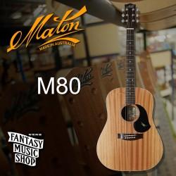 Maton M80  澳洲製全單板民謠吉他