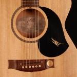 Maton 吉他 808系列護板   黑色款吉他刷板 PICKGUARD