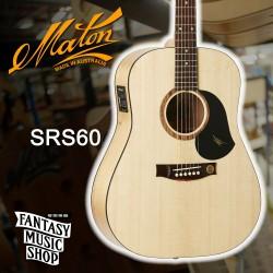Maton SRS60 澳洲製全單板民謠吉他