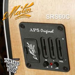 Maton SRS60C 澳洲製全單板民謠吉他