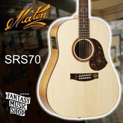 Maton SRS70  澳洲製全單板民謠吉他