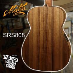 Maton SRS808 澳洲製全單板手工民謠吉他