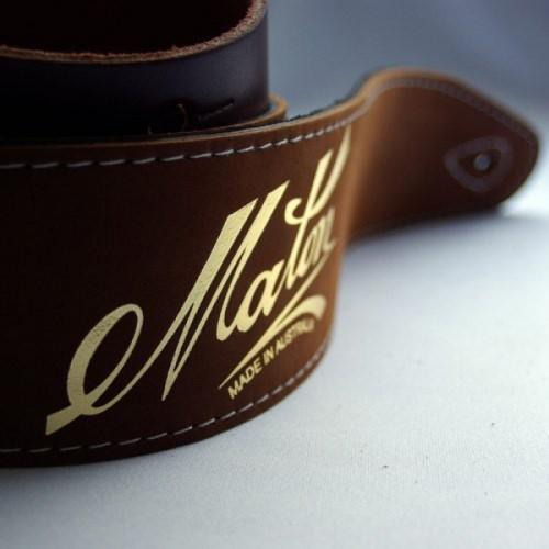 Maton 澳洲原廠 真皮背帶 吉他背帶  棕色款
