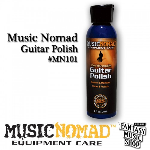 吉他復原亮光油   Music Nomad Guitar Polish (#MN101)