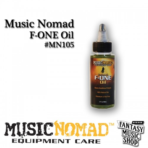 全效天然指板油 | Music Nomad  F-ONE Oil (#MN105)