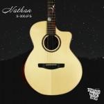 Nathan S-300JFS 全單板民謠吉他 | 貓咪星星inlay