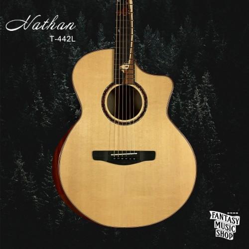Nathan T-442L 面單板民謠吉他 | 小紅帽inlay