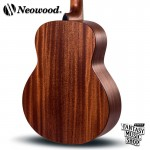 Neowood GS-2 旅行吉他