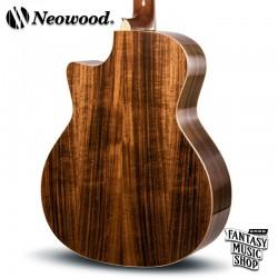 Neowood SGA-4GC 面單板民謠吉他
